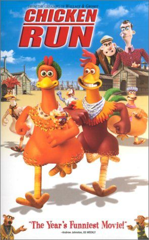Chicken Run - Nick Park &amp&#x3B; Peter Lord
