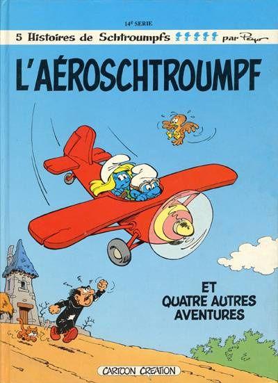 L'Aéroschtroumpf - Peyo