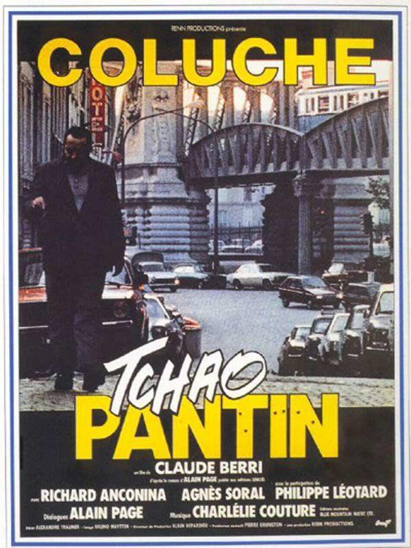 Tchao Pantin - Claude Berri