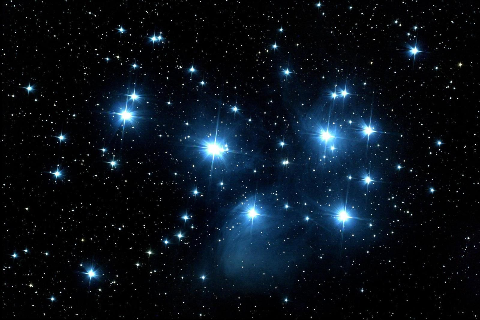 pleiade constellation