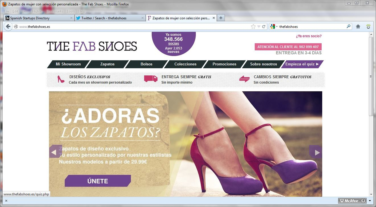 Social fashion e-Shop TheFabShoes gains funding deal
