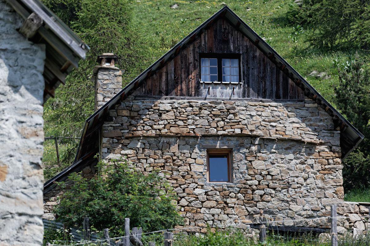 Le Forest des Marches (Orcières - Merlette, Hautes-Alpes)