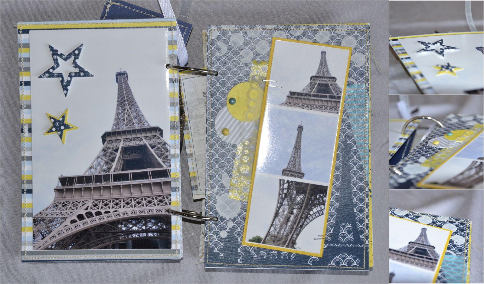 Destination {PARIS}