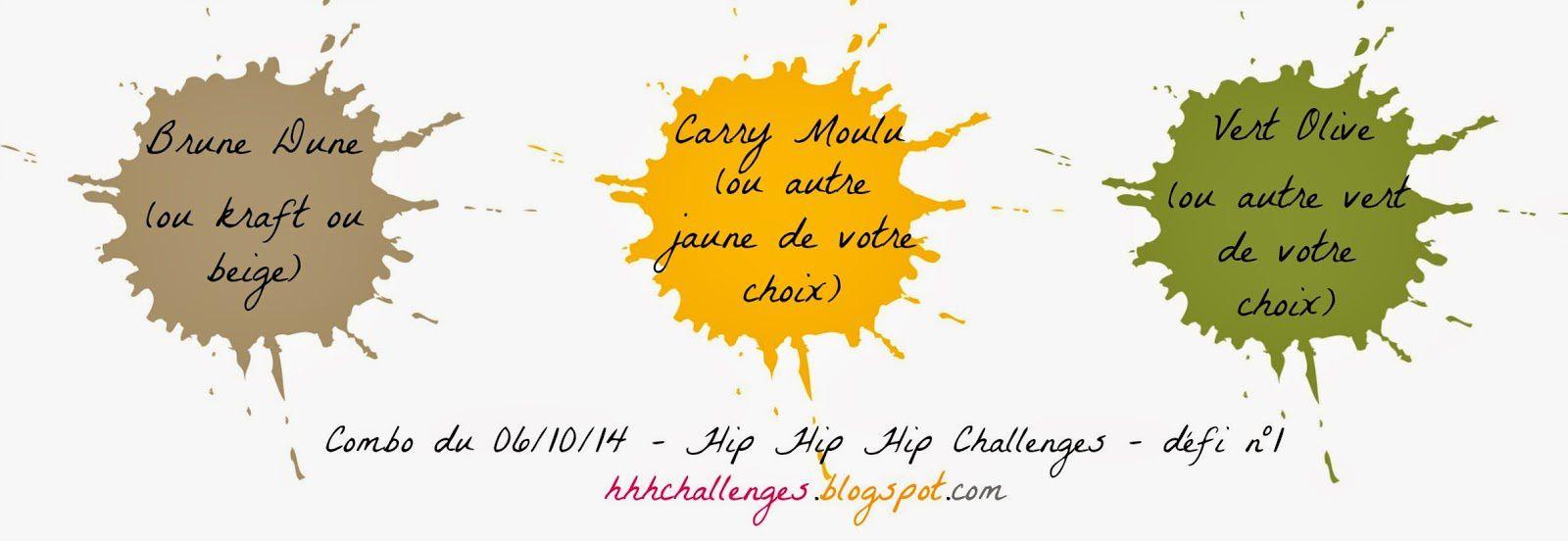 Hip Hip Hip Challenge #1