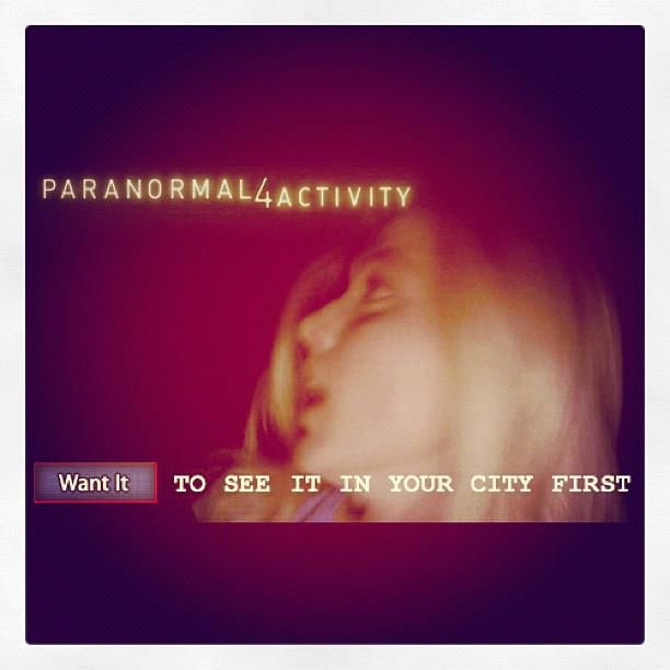 Paranormal Activity &quot&#x3B;Próximo estreno&quot&#x3B;