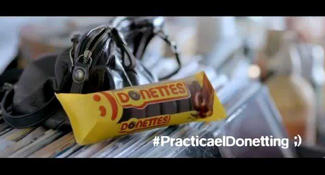 Practica el Donetting