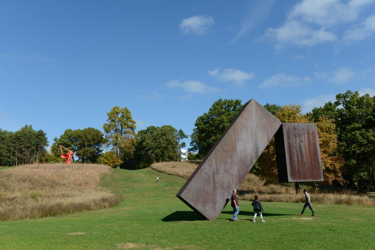 Storm King Art Center: A surprising park near NYC