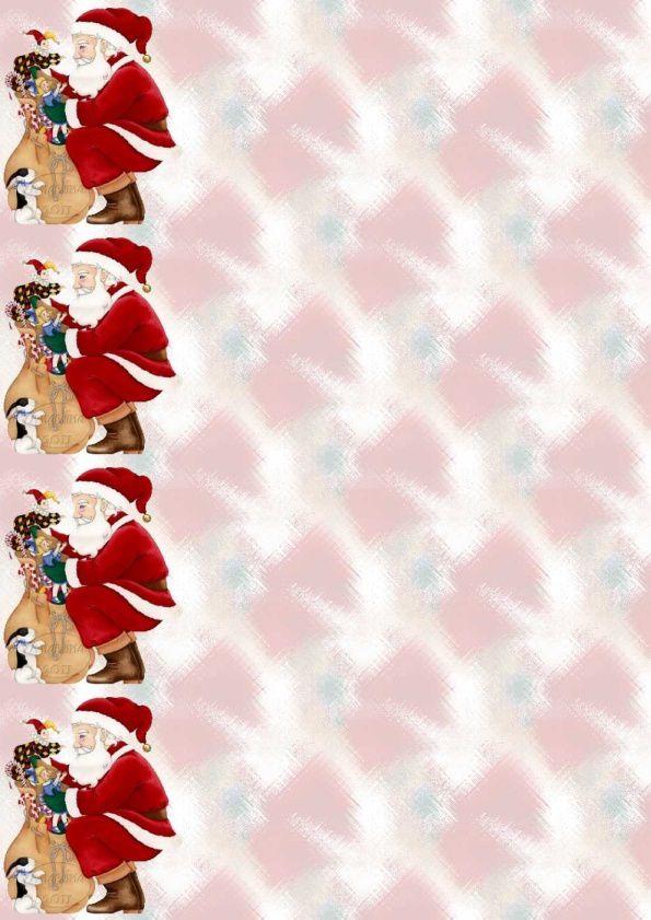 Thème Père Noël sac poupées IM &amp&#x3B; Papier A4 h l &amp&#x3B; outlook &amp&#x3B; enveloppe &amp&#x3B; 2 cartes A5 &amp&#x3B; signets 3 langues plus Noël multilangues    th_noel_perenoelsacpoupees_20e7239b_00_marzou