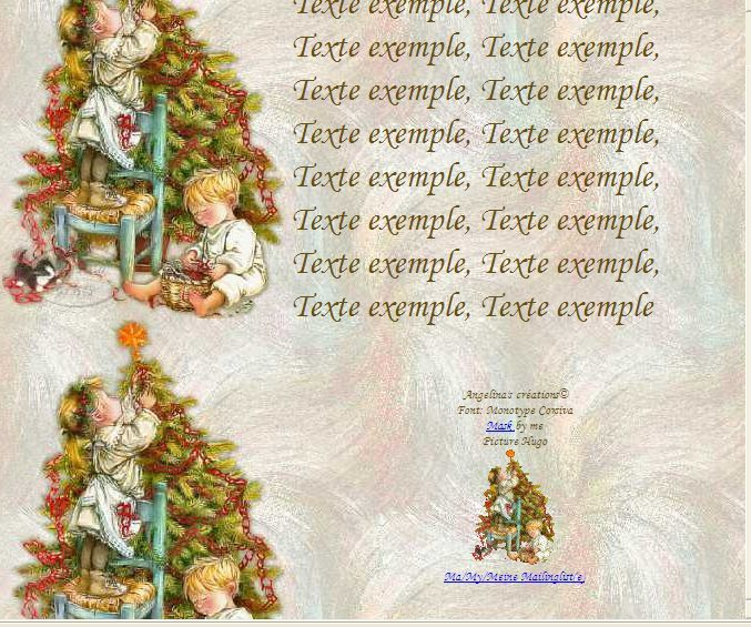 Noël Enfants décorant sapin Incredimail &amp&#x3B; Papier A4 h l &amp&#x3B; outlook &amp&#x3B; enveloppe &amp&#x3B; 2 cartes format A5 &amp&#x3B; signets + multilangues   th_noel_sapin_enfants_hugo_4c054f87_00