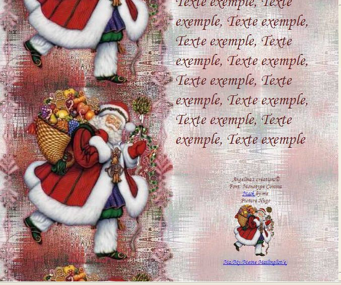 Noël Père Noël Incredimail &amp&#x3B; Papier A4 h l &amp&#x3B; outlook &amp&#x3B; enveloppe &amp&#x3B; 2 cartes A5 &amp&#x3B; signets + multilangues    th_noel_perenoelhotte_hugo_a02a0433_00