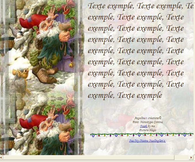 Noël Nain Incredimail &amp&#x3B; Papier A4 h l &amp&#x3B; outlook &amp&#x3B; enveloppe &amp&#x3B; 2 cartes A5 &amp&#x3B; signets 3 langues plus Noël multilangues th_noel_nain_hugo_19ac1f12c8c3t_00