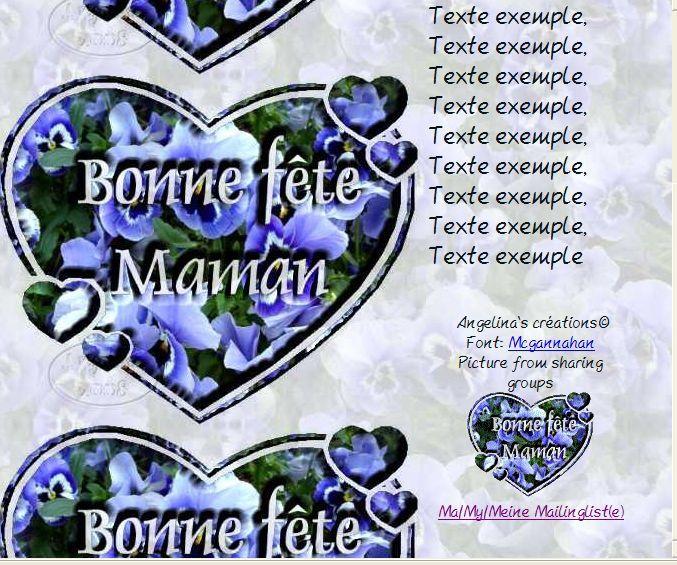 Bonne fête Maman Incredimail &amp&#x3B; Papier A4 &amp&#x3B; outlook     bonne_fete_maman_36325950cbsums