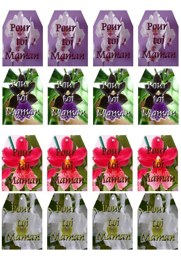 Etiquettes cadeaux orchidées Pour toi Maman etiquettes_cadeaux_melanges_orchidees_01_16pcs_pour_toi_maman_00