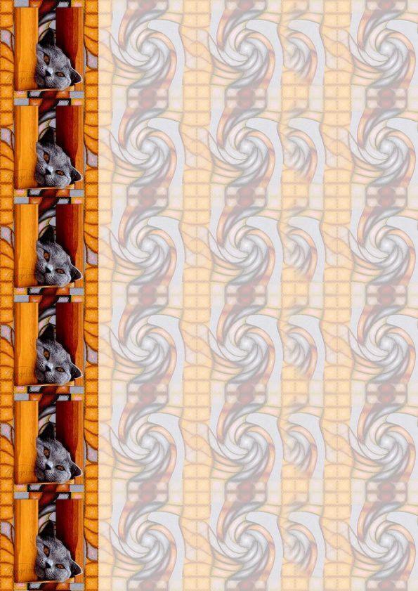 Chartreux Incredimail &amp&#x3B; Papier A4 h l &amp&#x3B; outlook &amp&#x3B; enveloppe &amp&#x3B; 2 cartes A5 &amp&#x3B; signets 3 langues   cat_021