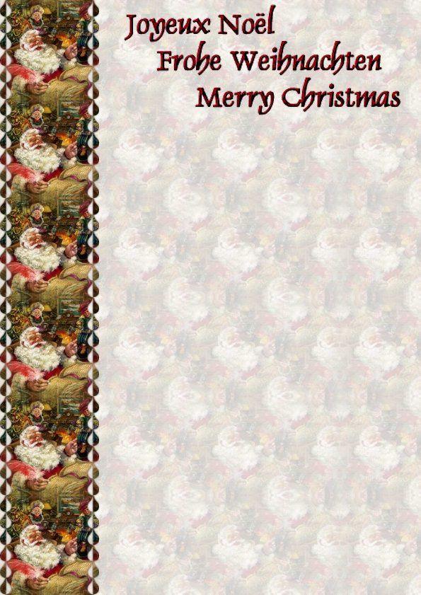 Noël Père Noël livre lutins IM &amp&#x3B; Papier A4 h l &amp&#x3B; outlook &amp&#x3B; enveloppe &amp&#x3B; 2 cartes A5 &amp&#x3B; signets 3 langues plus Noël multilangues   th_noel_perenoellivrelutins_4c4d8a2e_00_domi
