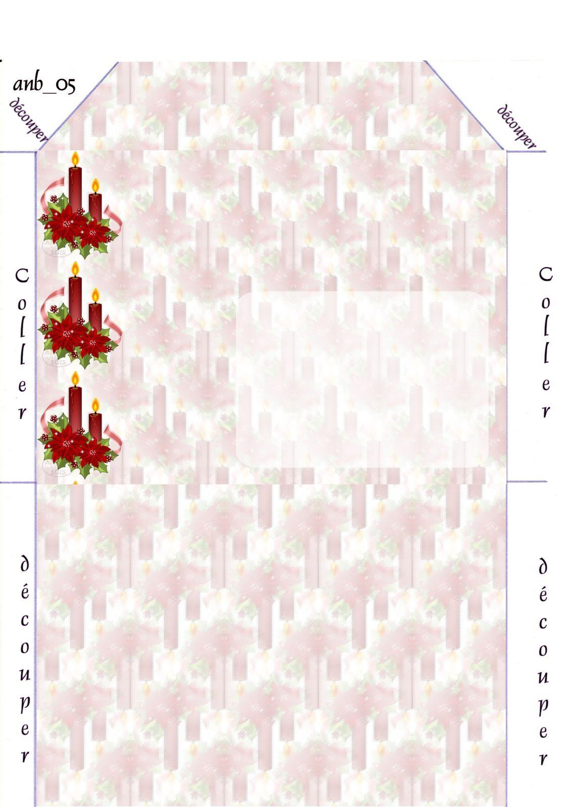 Thème Bougies animées perso Incredimail &amp&#x3B; Papier A4 h l &amp&#x3B; outlook gif &amp&#x3B; enveloppe &amp&#x3B; 2 cartes A5 &amp&#x3B; signets 3 langues plus Noël multilangues  bougies_animes_perso_20121205_190130_00_johanne_incredimail
