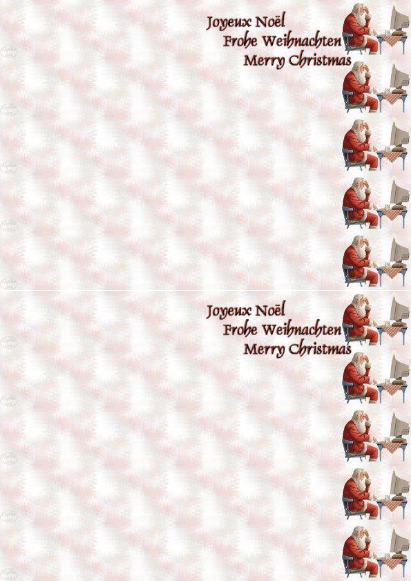 Thème Père Noël devant l'ordinateur Incredimail &amp&#x3B; Papier A4 h l &amp&#x3B; outlook &amp&#x3B; enveloppe &amp&#x3B; 2 cartes A5 &amp&#x3B; signets 3 langues plus Noël Multilangues  th_perenoel_ordinateur_598582_00
