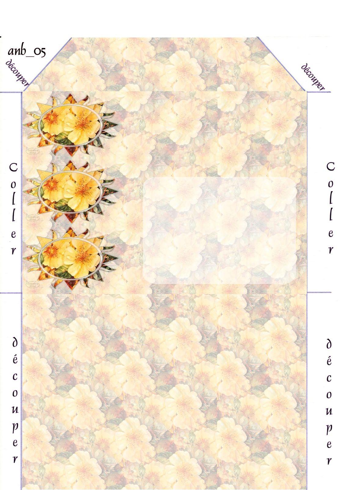 Fleurs Incredimail &amp&#x3B; Papier A4 h l &amp&#x3B; outlook &amp&#x3B; enveloppe &amp&#x3B; 2 cartes A5 &amp&#x3B; signets 3 langues    img57