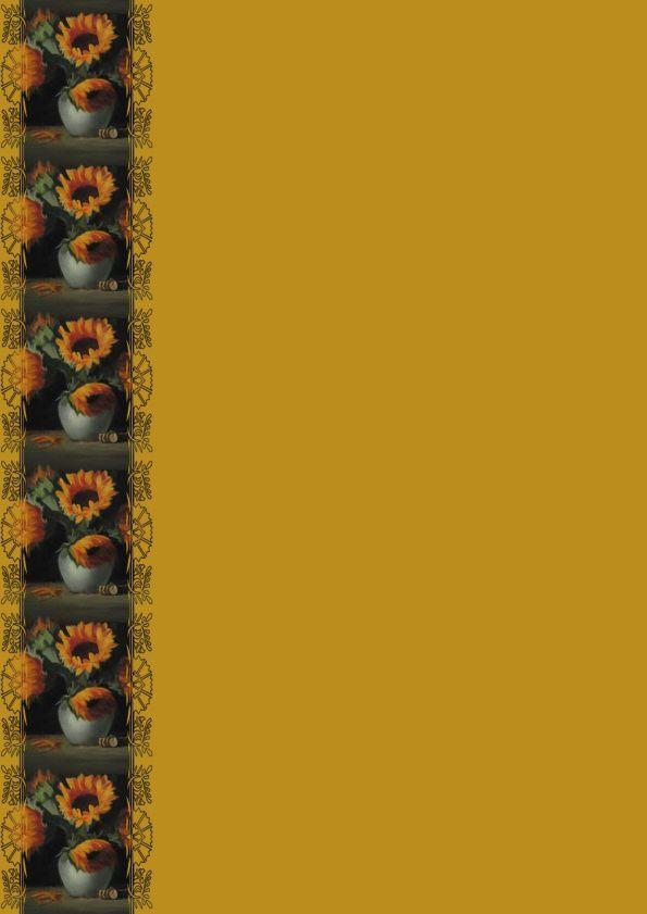 Tournesols dans vase Incredimail &amp&#x3B; Papier A4 h l &amp&#x3B; outlook &amp&#x3B; enveloppe &amp&#x3B; 2 cartes A5 &amp&#x3B; signets 3 langues    sunflowers7