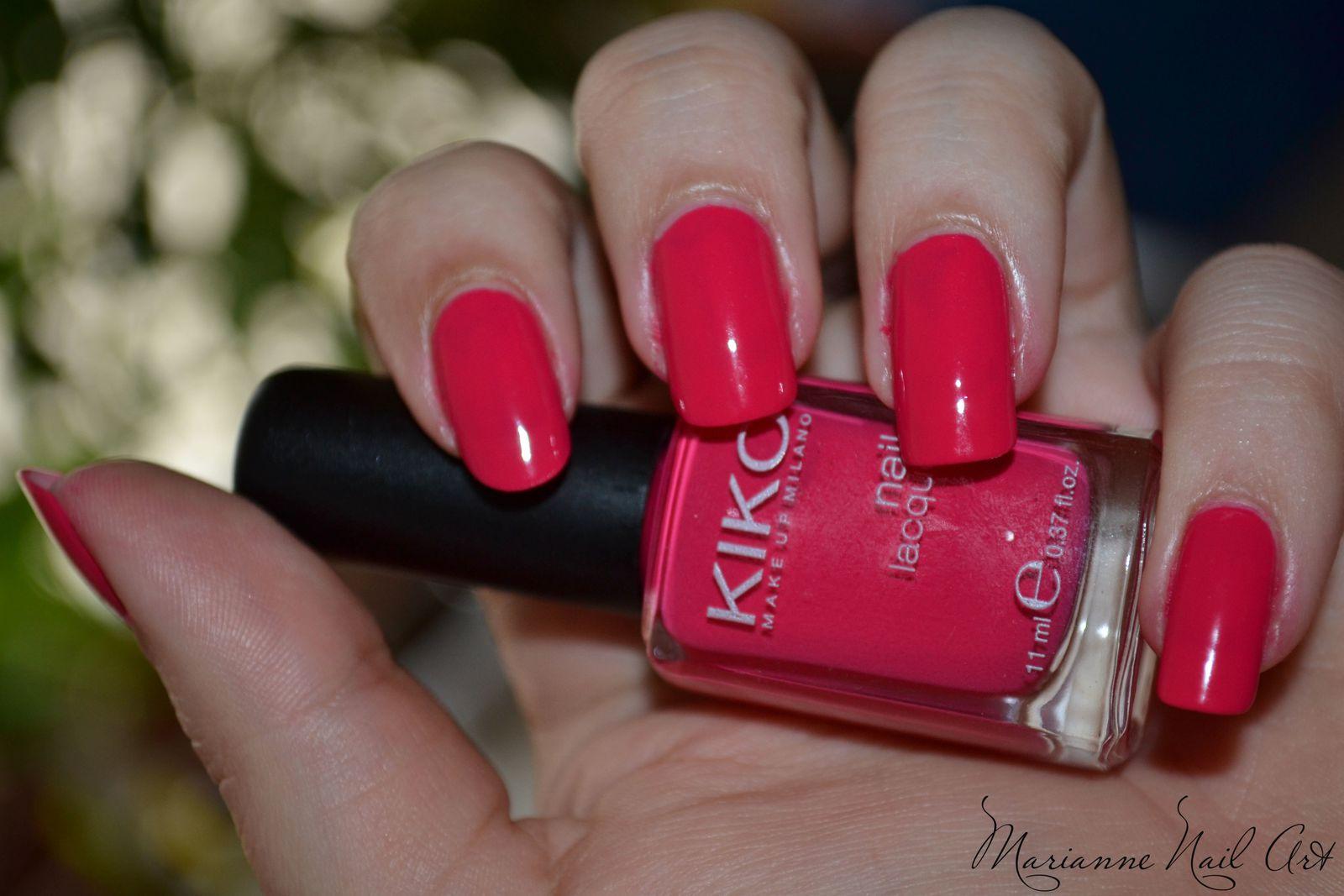 Dark Coral Pink (n°283) - Kiko