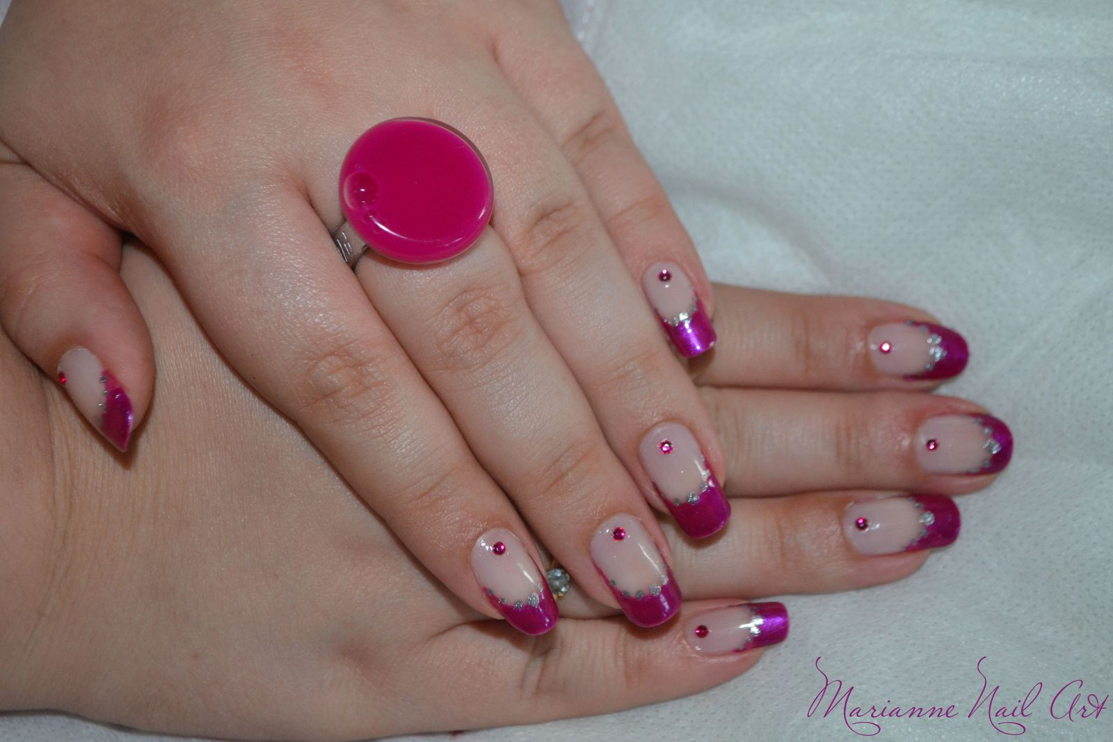 French maquillage