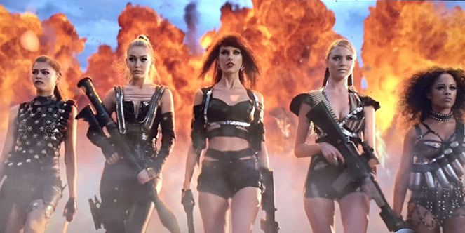 TAYLOR SWIFT Bad Blood VIDÉO