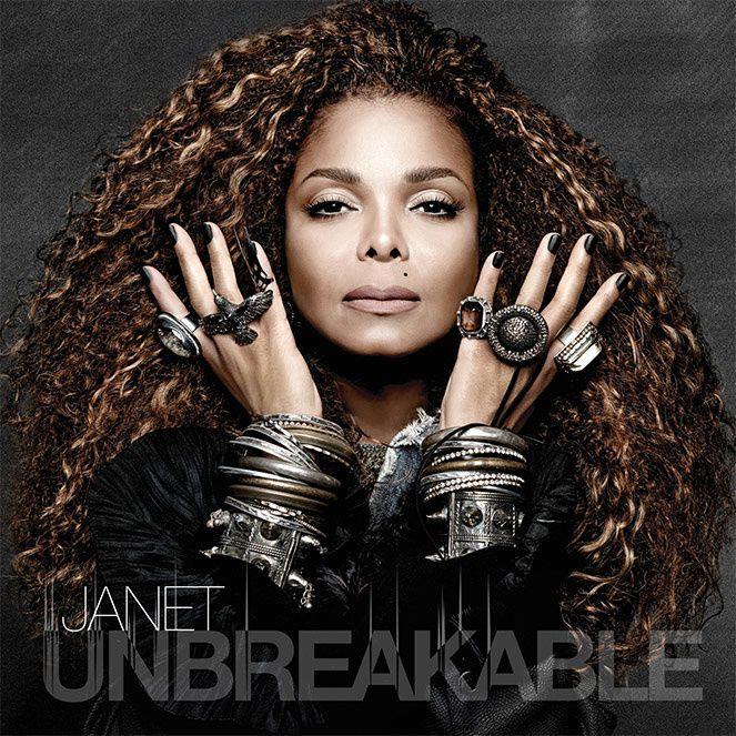 SORTIE ALBUM&quot&#x3B;CULTE&quot&#x3B;:Janet Jackson UNBREAKABLE