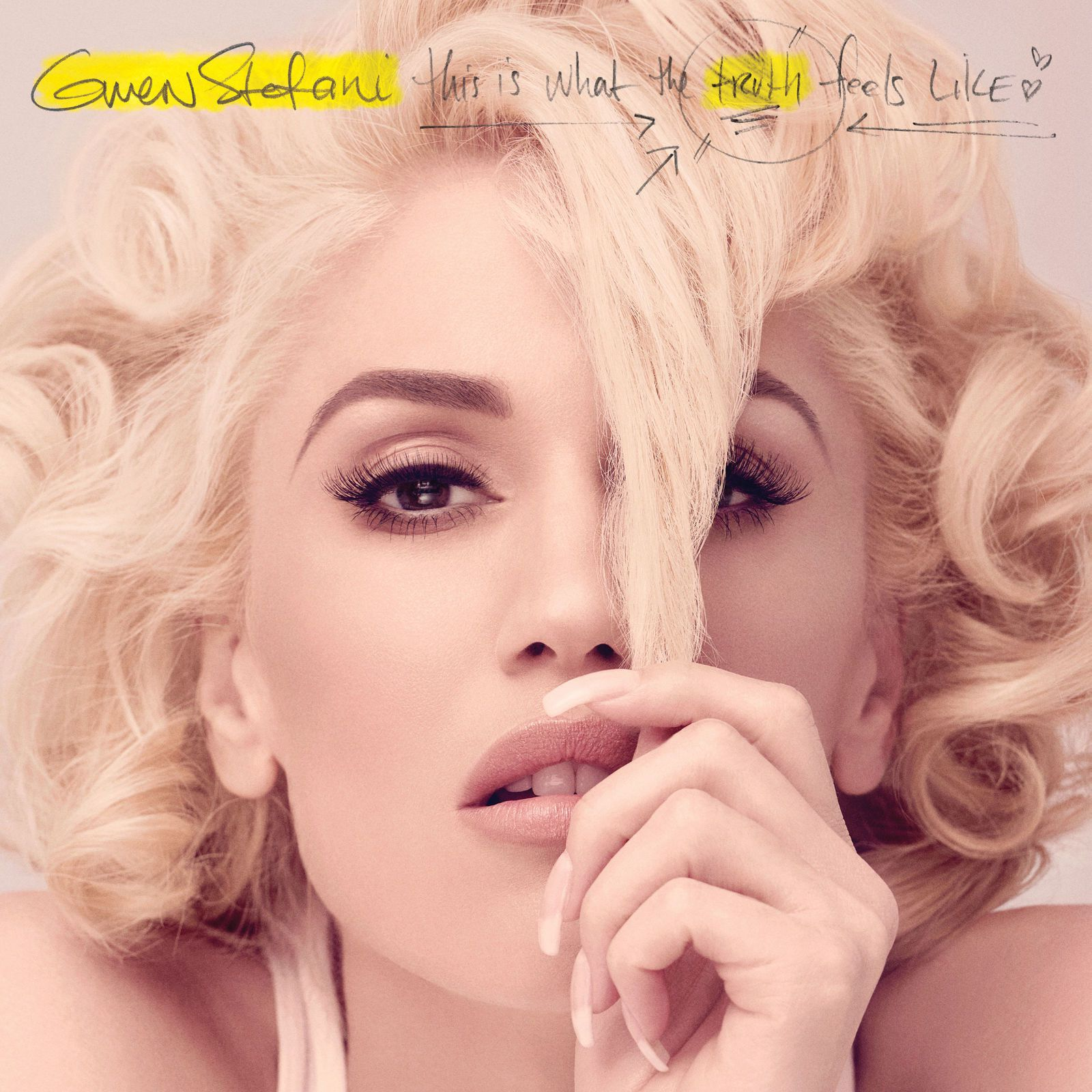 Sortie CULTE: Gwen Stefani This Is What The Truth Feels Like