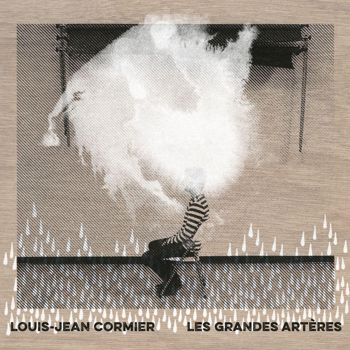 Nouvel album: Les Grandes Artères Louis-Jean Cormier