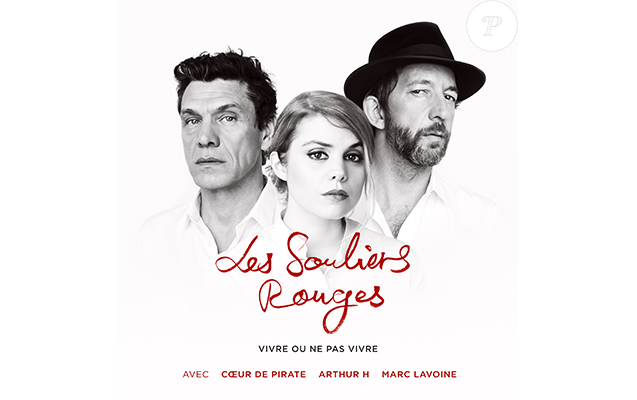 Nouvel Album: Les Souliers Rouges Cœur De Pirate Arthur H Marc Lavoine