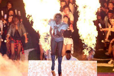 Lady Gaga au Superbowl