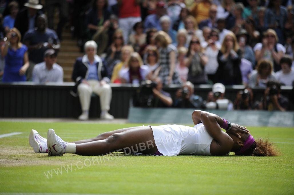 Serena is the Queen!