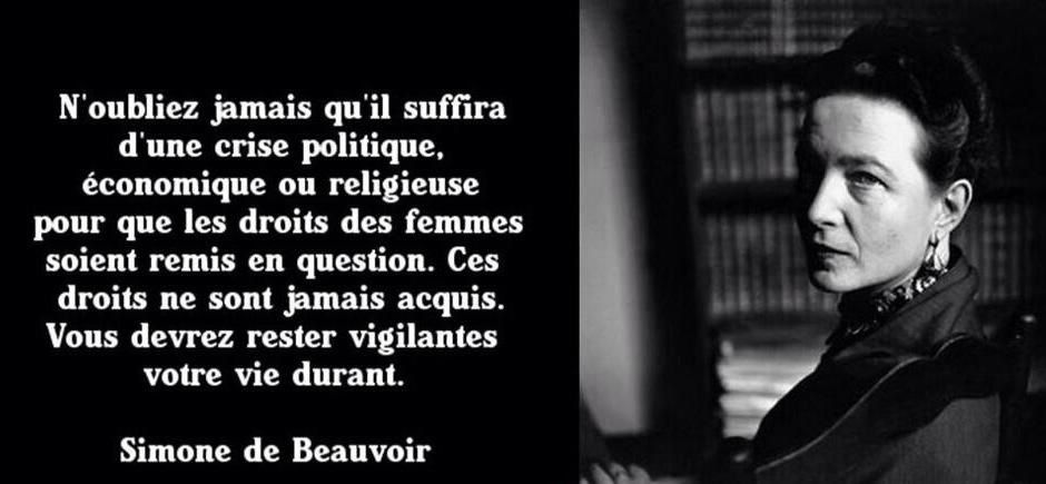Paroles de Femmes, Paroles universelles...