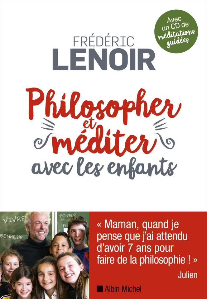 Rencontre exceptionelle avec Frédéric Lenoir Vendredi 9 décembre à 18H30 Palais des Congrès/Parc Chanot /Marseille