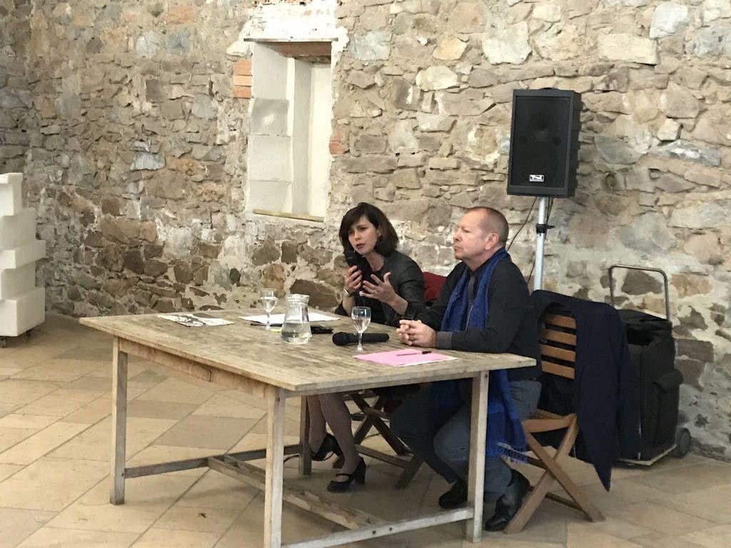 La vidéo de la conférence &quot&#x3B; La pudeur aujourd'hui&quot&#x3B;   Café Philo de la Garde   avec Philippe Granarolo - 28 avril 2017