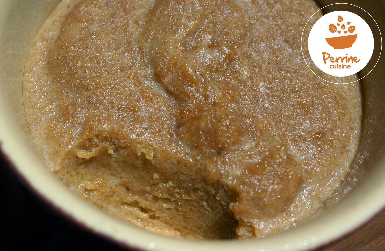 Pâte de pain d'épices {à tartiner} et crème de pain d'épices {dessert}