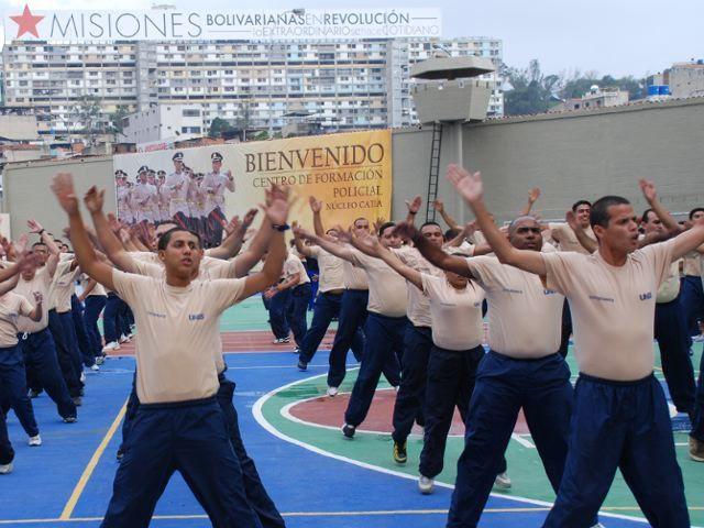 Police nationale bolivarienne. Source des graphiques: http://venezuelainfos.wordpress.com/2012/07/14/la-securite-au-venezuela-la-solution-depuis-letat-et-non-comme-offre-electorale-par-jesse-chacon-fondation-gisxxi/