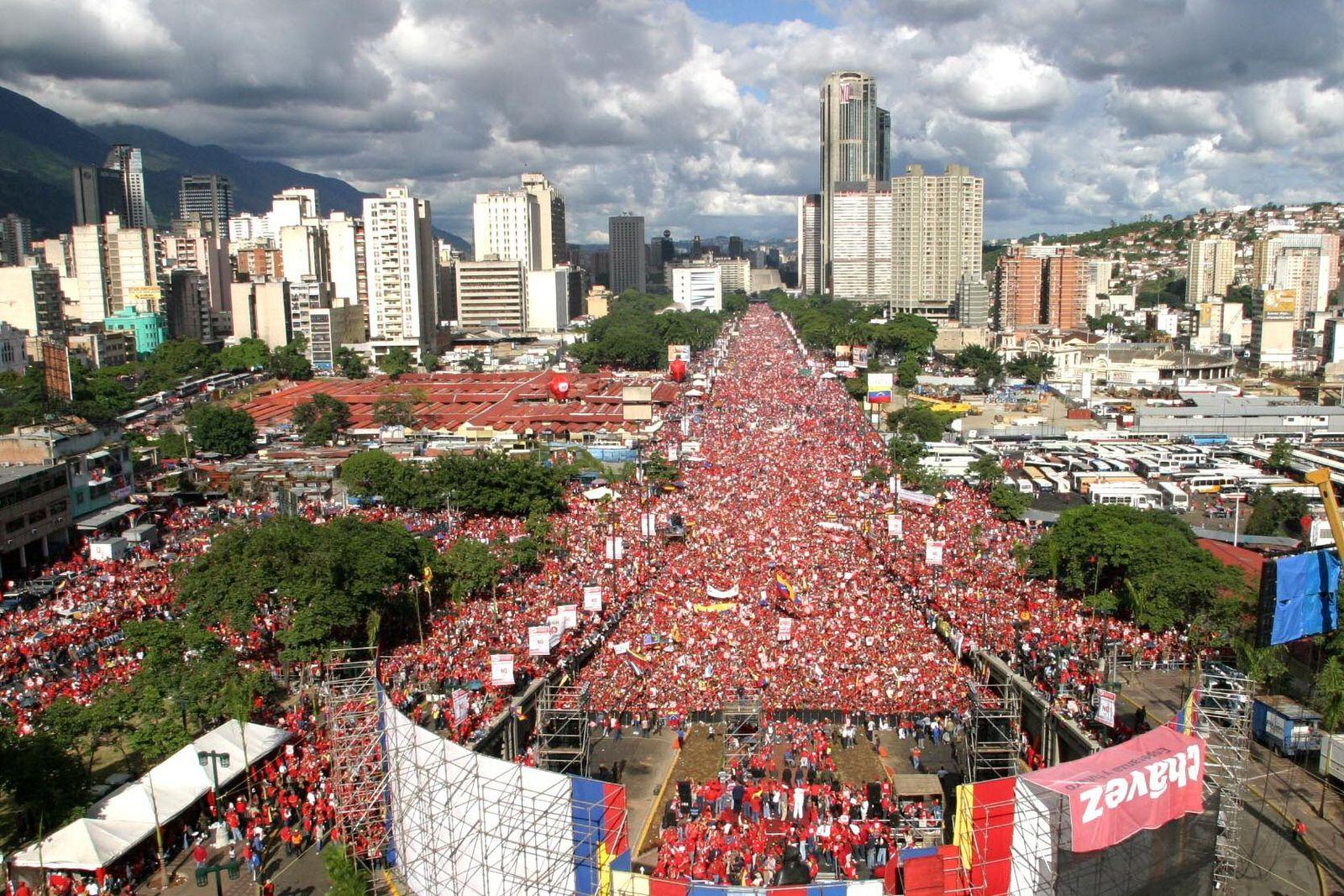 En attendant le 7 octobre, un hommage au peuple vénézuélien