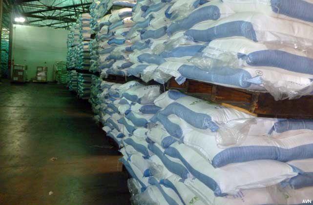 Un exemple parmi beaucoup d'autres: dans le but de créer la pénurie et de thésauriser, il a été découvert dans un entrepôt situé à Puerto Ordaz,  dans l'Etat de Bolivar, 519 tonnes de sucre raffiné.
