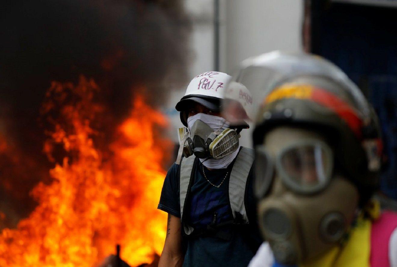 Venezuela : à la rencontre de « l'opposition »