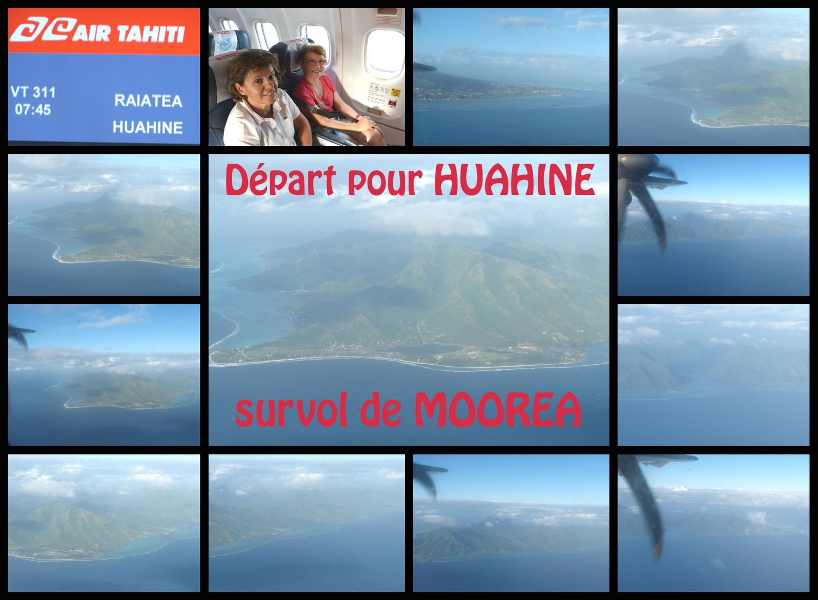 WEEK END A HUAHINE