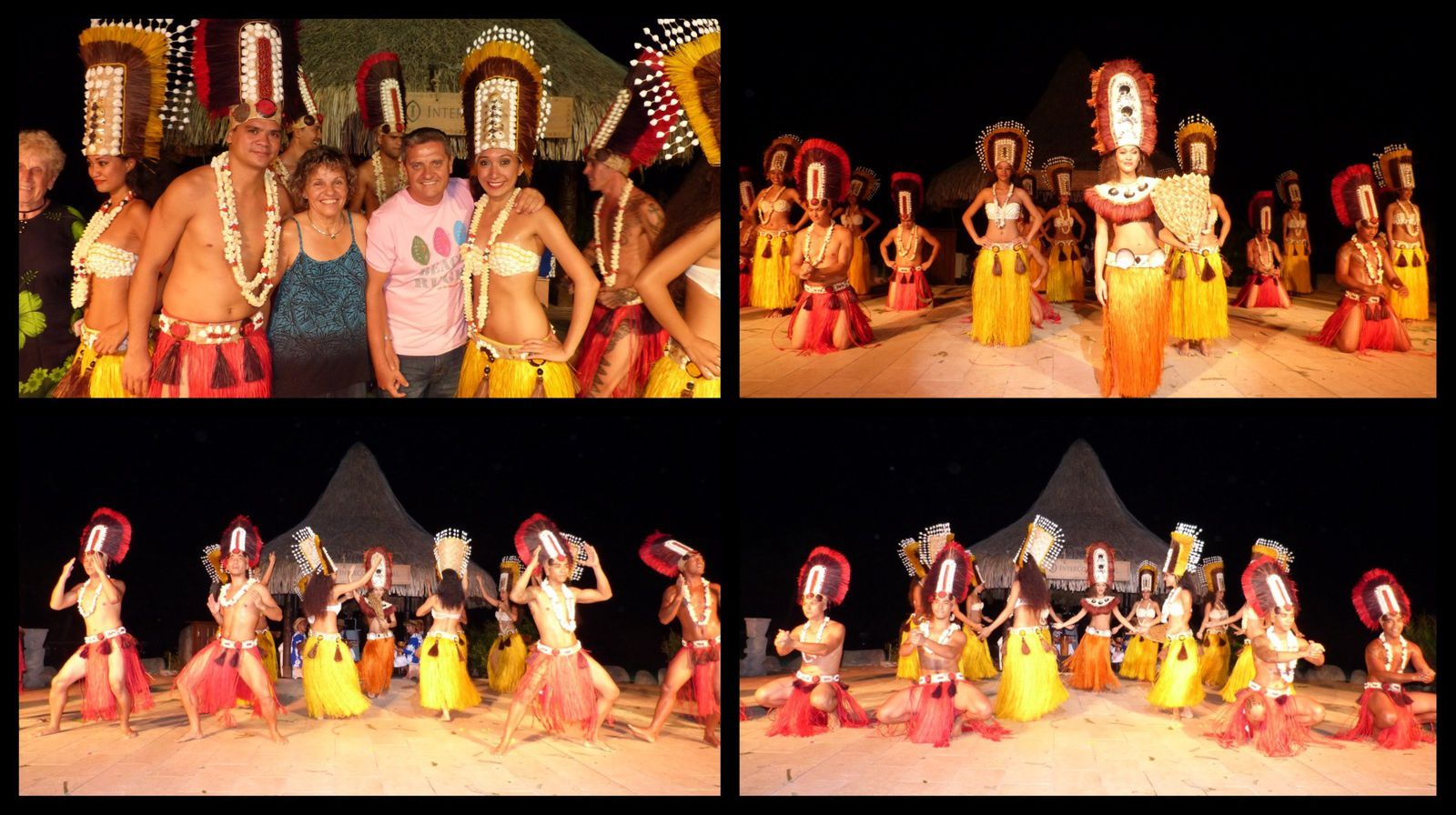 DANSE TAHITIENNE HAPPY HOUR INTERCONTINENTAL
