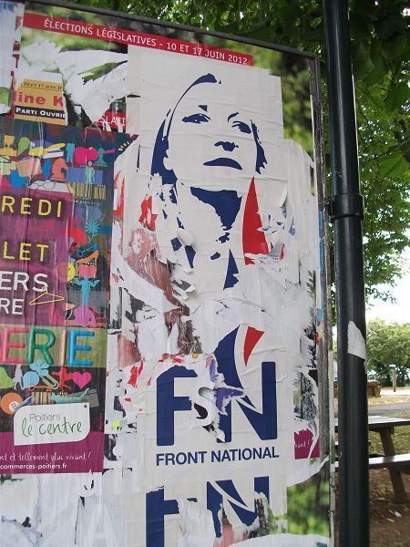 Le Front National 86 présent cet été sur la commune de Buxerolles – 15 Juillet 2012