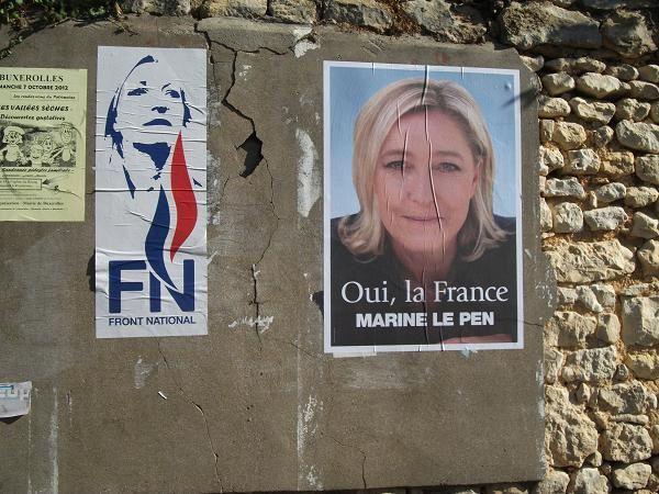 Octobre Bleu Marine à Buxerolles et dans les alentours – 3 Octobre 2012