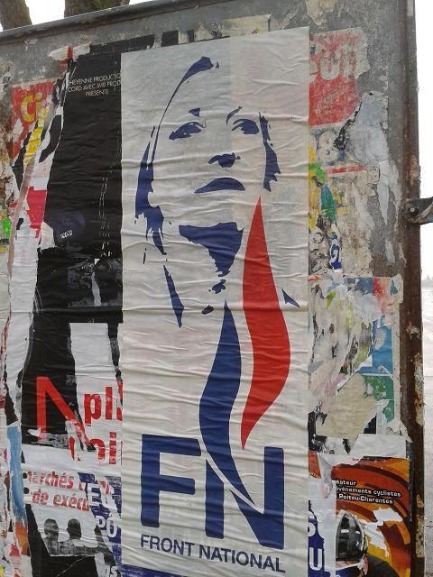 Actions militantes du FN Buxerolles - Avril 2013