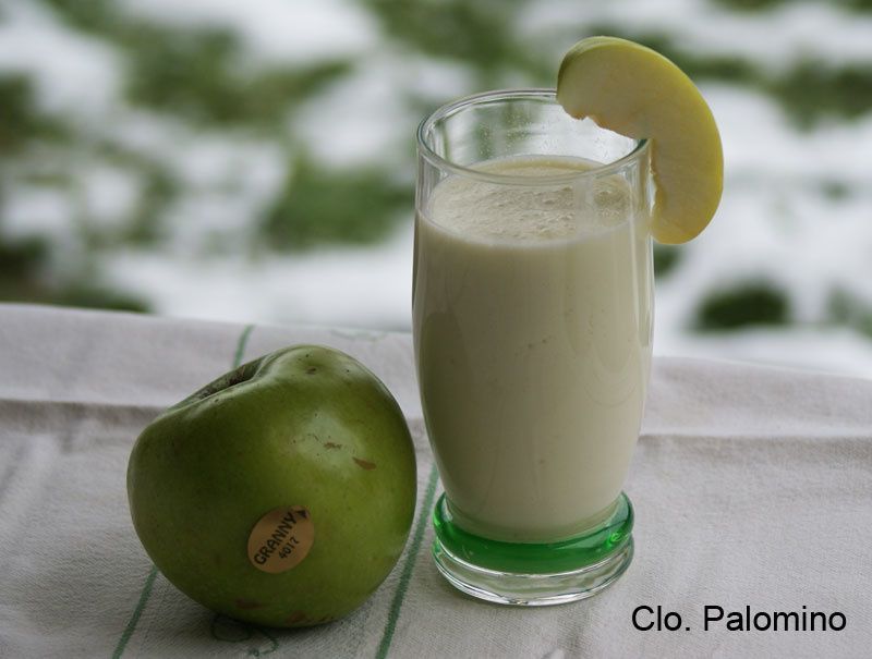 Smoothie de Granny smith