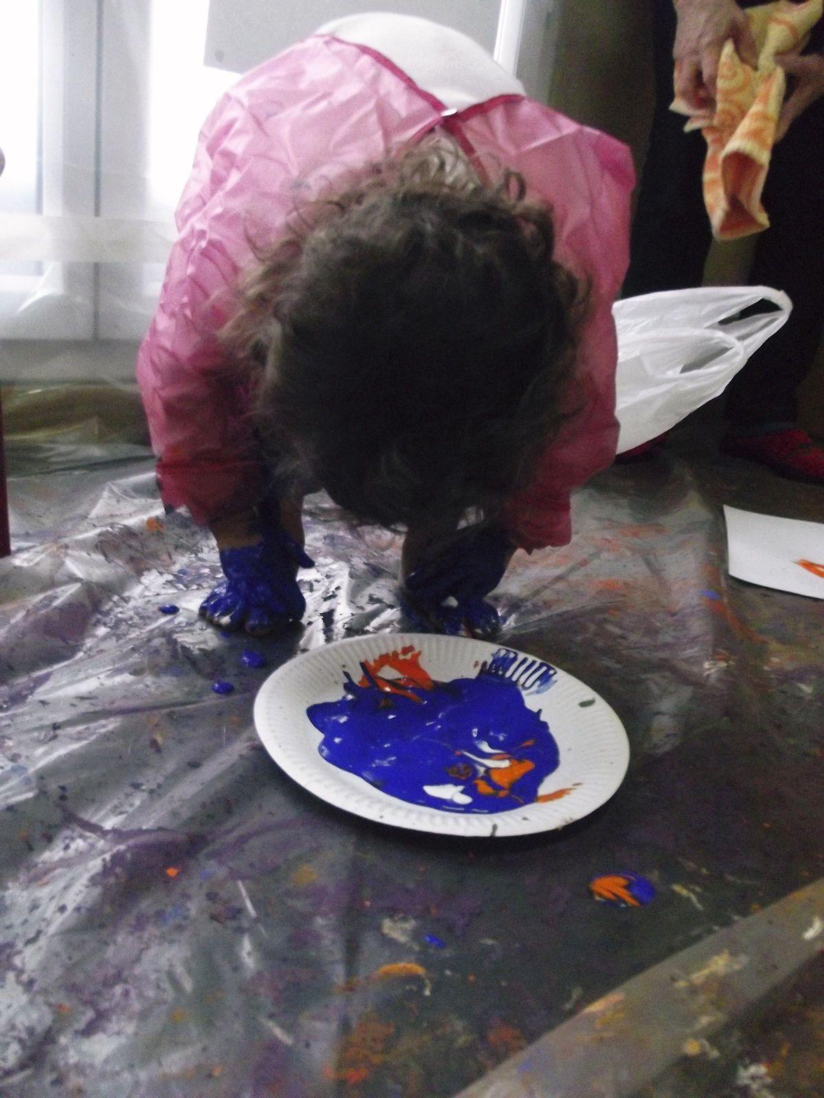 ~~~~~~Dernier atelier peinture (mais pas pour toujours !)~~~~~~~