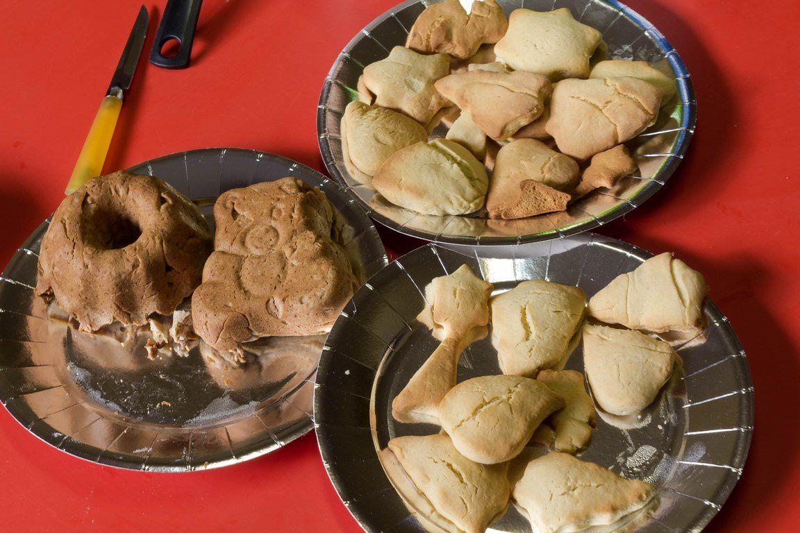 Du pain d'épice et des sablés pour cette fin d'année !