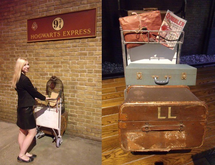 The Making of Harry Potter, 3ème visite