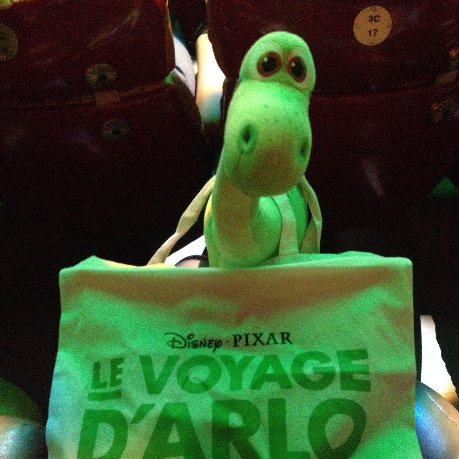 Le Voyage d'Arlo : le nouveau film Pixar